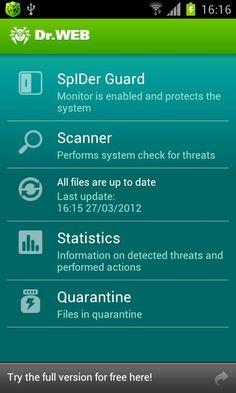 Dr.Web Anti-virus Light