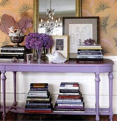 Color inspiration. Lavender