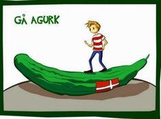 Gå agurk - Kbh Sprogcenter