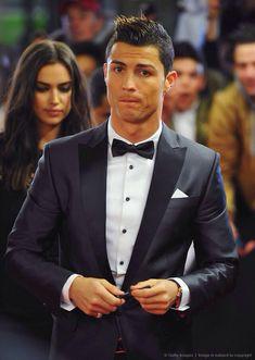 The Winner of FIFA Ballon d'Or Award 2013