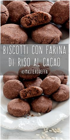 No Cook Desserts, Sweets Recipes, Gourmet Recipes, Healthy Cake, Healthy Sweets, Biscotti Recipe, Sweet Cakes, Sweet And Salty, Other Recipes
