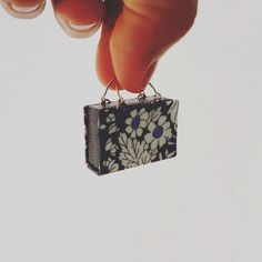 Miniature bag ♡ ♡  By sabujakstudio
