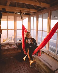 352 Followers, 386 Following, 53 Posts - See Instagram photos and videos from Gabrielle Rackner (@grackner) Cosy Corner, Before Sunset, Go Hiking, Outdoor Furniture, Outdoor Decor, Photo And Video, Hammocks, Photography, Fotografie