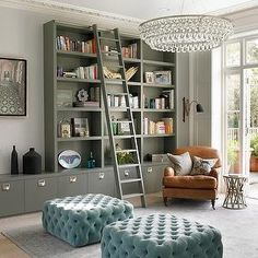 den/library/office design, decor, photos, pictures, ideas, inspiration, paint colors and remodel