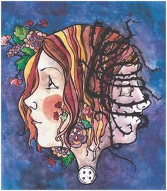 Cómo afecta el trastorno bipolar http://www.entrebellas.com/el-trastorno-bipolar/