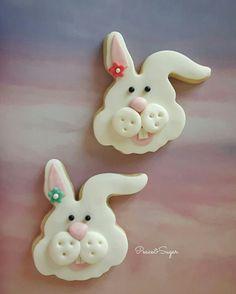 Happy Easter cookies