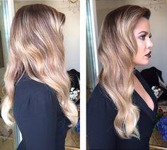 Khloe Kardashian #hairinspired