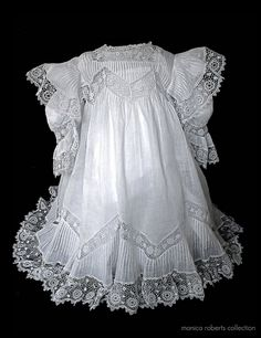 French Child's Dress ca. 1915