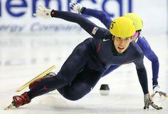 Apollo Anton Ohno  Olympic Speed Skater