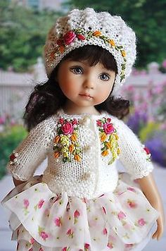 OOAK-OUTFIT-FOR-DOLLS-Little-Darlings-Effner-13. Start bid $75.00 or BIN $99.00.SOLD BIN. 3/9/15