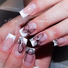 - french nails square Hair Colors – french nails square Hair… – french n - French Nails, Braided Cornrow Hairstyles, Short Fake Nails, Best Nail Art Designs, Stylish Nails, Gorgeous Nails, Cool Nail Art, Nail Artist, Pink Nails