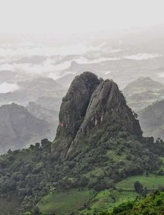 Simien Mountains | Ethiopia, AFRICA