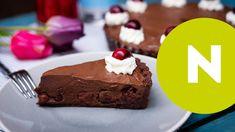 Cseresznyés-csokis pite, sütés nélkül | NOSALTY Food, Youtube, Essen, Meals, Yemek, Youtubers, Eten, Youtube Movies