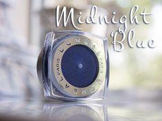 Midnight Blue: L'Oreal Infallible Eyeshadow