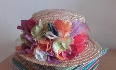 VALENTINO icon Hat KENTUCKY DERBY Celebrities Runway Flowers Feathers OFFER COOL #Handmade #PartyEveryDayGoodLookWedding