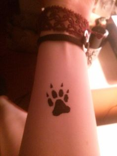 This is one of my favorite tattoo. I'm a fox :3 made with ink and brush