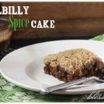 Hillbilly Spice Cake - Use evaporated milk instead of milk in topping. (Like the Clairmont Hotel Recipe)
