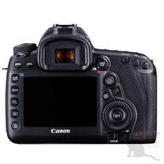 Canon 5D Mark IV: Die technischen Daten