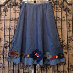 Anthropologie Aquarius Boho Mesh Layered Skirt Size Small NWT #Aquarius #ALine