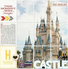 Use Photo Tiles | Cool DIY Scrapbook Ideas You Have To Try