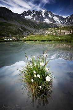 Écrins National Park, France #ecrin #paca