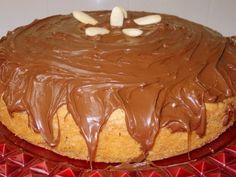 Bolo de amêndoa e chocolate, Receita de Ratolinha - Petitchef