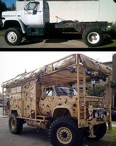 Ultimate #overlander / #bugout vehicle transformation- tag  owner- - - - #wytac…