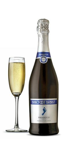 Barefoot Prosecco One of the lowest-priced Proseccos around, and perhaps the easiest to find, the Barefoot-branded import is an astounding value among dry sparklers.