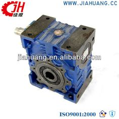 NRV Worm Gearbox  1.Model: NRV030-150 Ratio:5-100   2.100% Testing Before Shipment    3.Other Model: NMRV   4.OEM is welcome great pin!