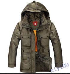 fd5c7e9397dbce (ebay link) Mens Winter Warm Military Work Hooded Down Coat Jacket Outwear  Woolen Loose