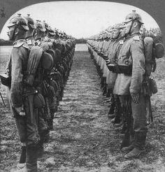 World War I: German Troop Photograph