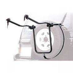 Peruzzo 4x4 2 Bike Carrier