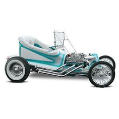 """Ed """"Big Daddy"""" Roth's original 'Outlaw' - the show rod that launched his fame & fortune."""