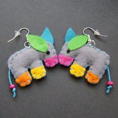 Osiołeczki (proj. TinyArt), do kupienia w DecoBazaar.com