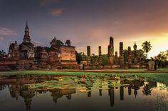 Alle musea en nationale parken in Thailand gratis tot februari vanwege rouwperiode