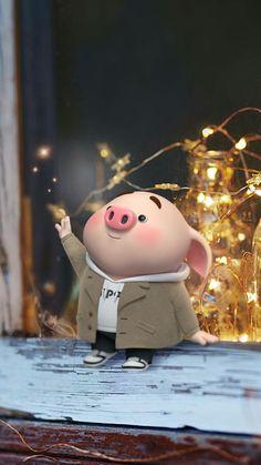 New Wall Paper Cute Pig Wallpapers 44 Ideas Wallpaper Fofos, Pig Wallpaper, Cartoon Wallpaper, Disney Wallpaper, This Little Piggy, Little Pigs, Photos Of Cute Babies, Kawaii Pig, Cute Piglets