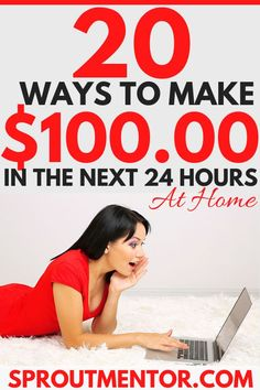Here are 20 ways to make money online fast and free. Try these online jobs from home when you want to make money urgently now or in the next 24 hours. Amazon Online Jobs, Best Online Jobs, Online Jobs From Home, Best Online Courses, Online Blog, Work From Home Jobs, Make Money Online Surveys, Make Money Fast Online, Way To Make Money