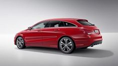 Mercedes-Benz unveils CLA Shooting Brake for Europe