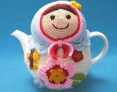 Teacosy Sheep Spring Easter Animal Tea Cosy Home by Millionbells