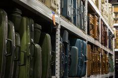 organized props warehouses | Mae Ryan/KPCC