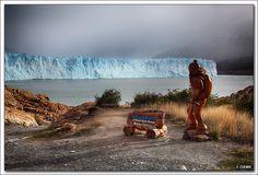 Argentine - Patagonie - Région de El Calafate - Glacier Perito Moreno
