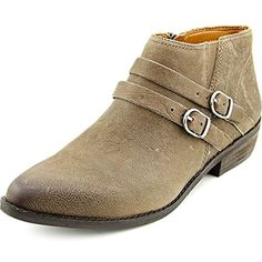 Womens Jofeen Pointed Toe Leather Western Boots ** You can get more details by clicking on the image. (This is an affiliate link and I receive a commission for the sales) #AnkleBootie
