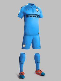 Inter 2014-15 Nike Third