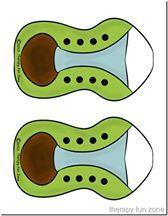 voorbeeld schoen