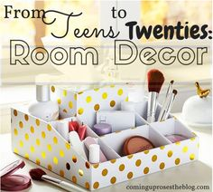 Room Decor for twenty-somethings