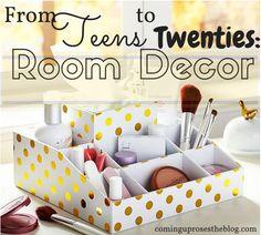 Room Decor for twenty-somethings