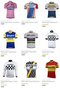 46da430f4 Découvrez vite les derniers maillots de cyclisme vintage ! (molteni