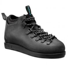 Kotníková obuv NATIVE - Fitzsimmons Jiffy Black/Jiffy Black