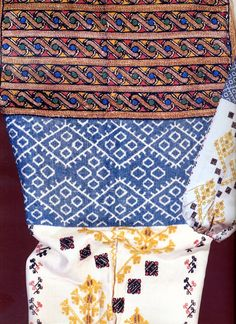 FolkCostume&Embroidery: Embroidery of Zastawna county, Cherniwtsi oblast, Bukovyna, Ukraine Folk Embroidery, Ribbon Embroidery, Embroidery Designs, Folk Costume, My Heritage, Types Of Shirts, Ukraine, Folk Art, Projects To Try