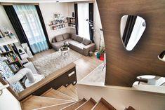 Vibrant Apartment in Budapest Featuring Custom Made Design Treats